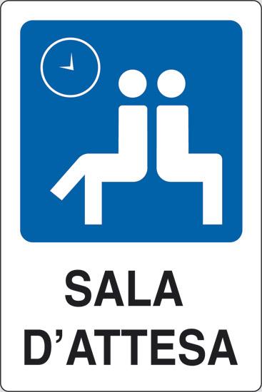 La Sala D Attesa.Cartello Sala D Attesa Pixlemon