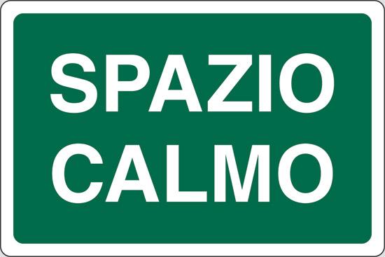 Cartello spazio calmo pixlemon for Cartelli antincendio dwg