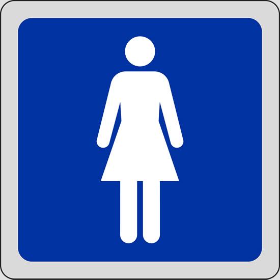 Cartello toilette donne pixlemon - Ragazze al bagno ...