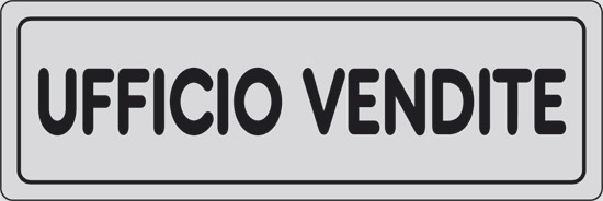 Cartello Ufficio Vendite Pixlemon