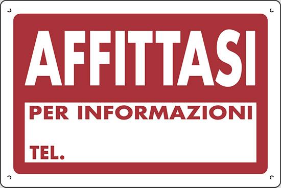 Affittasi Cartello Pdf ~ duylinh for